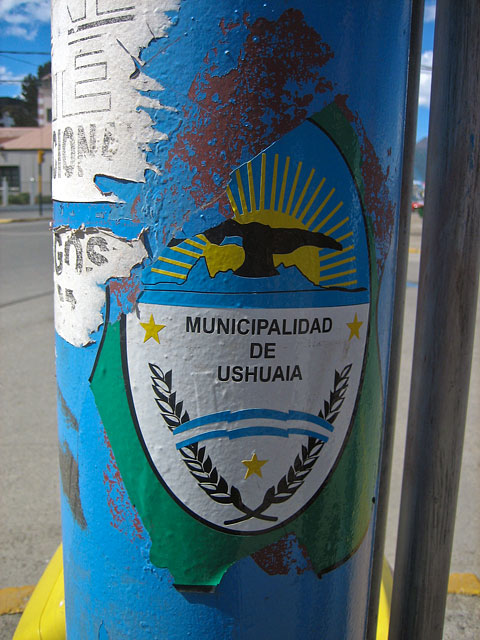 Welcome to Ushuaia, the southernmost city in the world! It's December 9, 2006. I've spent two days traveling almost 8,000 miles, and have reached Argentina's Tierra del Fuego archipelago at the southern tip of South America.