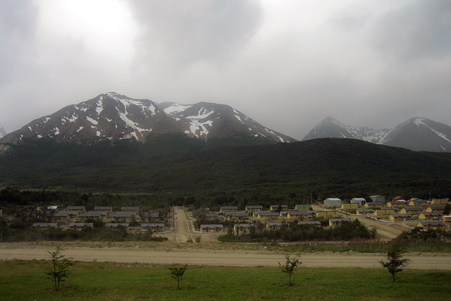 Summer in Tierra del Fuego.