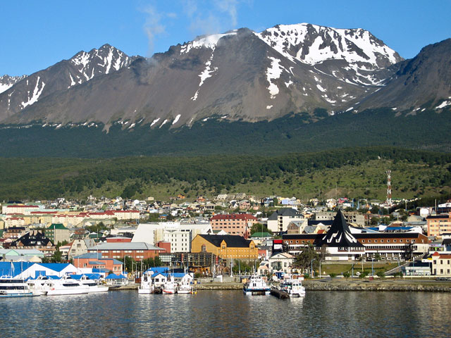 Finally we approach Ushuaia on this beautiful morning. Our adventure has ended, and we face the long journey home.